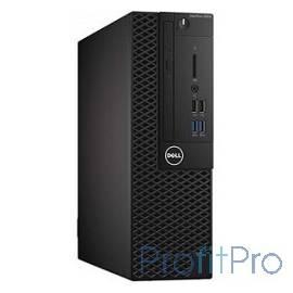 DELL Optiplex 3050 [3050-0382] SFF Pen G4560/4Gb/500Gb/DVDRW/Linux/k+m