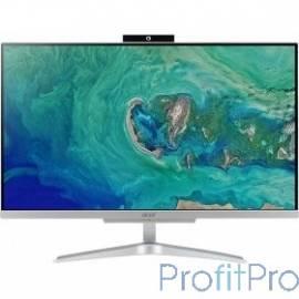 """Acer Aspire C24-865 [DQ.BBTER.013] silver 23.8"""" FHD i3-8130U/8Gb/1Tb/Linux/k+m"""