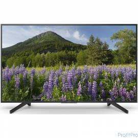 "Sony 49"" KD49XF7005BR черный/черный Ultra HD/200Hz/DVB-T/USB/WiFi/Smart TV"
