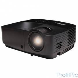 INFOCUS IN124x (Full 3D), DLP, 4200 ANSI Lm, XGA, 14000:1,2xVGA,HDMIv.1.4,S-Video,Composite,Stereo 3.5mm Mini Jack input,RS232C