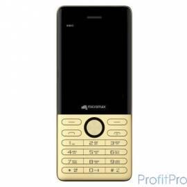 "Мобильный телефон Micromax X803 32Mb шампань 2Sim 2.8"" TFT 240x320 Nuc 0.3Mpix BT"