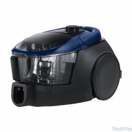 Пылесос Samsung VC18M3120VB 1800 Вт, синий, без мешка
