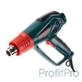 Hammer HG2030 PREMIUM Фен технический [215272] 2200Вт 50/50-600С 250-500л/мин кейс, насадки, тепл.защита