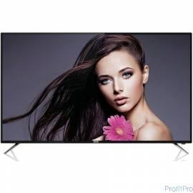 "BBK 55"" 55LEX-6039/UTS2C черный Ultra HD/50Hz/DVB-T/DVB-T2/DVB-C/DVB-S2/USB/WiFi/Smart TV (RUS)"