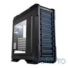 Case Tt Chaser A31 [VP300A1W2N] Midi Tower Black, Blue Led fan 120mm, 2xUSB3.0, Window, w/o PSU
