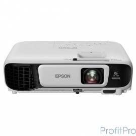 Epson EB-U42 [V11H846040] LCDx3, 1920x1200, 3600 Лм, 15000:1, 2 Вт, 10000 ч., зум 1.2x, VGA, HDMI x2, композитный, аудио RCA U