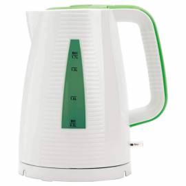 Чайник электрический Polaris PWK-1743-С, 1.7л, 2200Вт, пластик