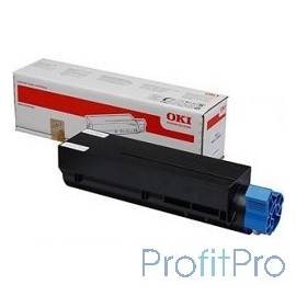 OKI 45807120 Тонер-картридж, Black OKI B412/432/512/MB472/492/562, (7000 страниц А4)