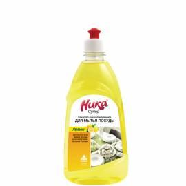 """Средство для мытья посуды Ника """"Супер"""", концентрат, пуш-пул, 500г"""