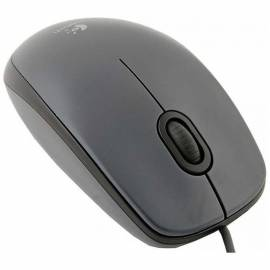 Мышь Logitech M90 USB серый