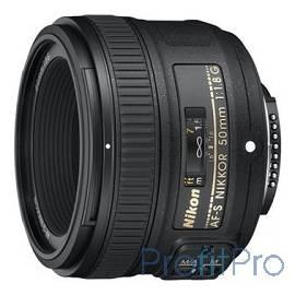 Объектив 50mm f/1.8G AF-S Nikkor