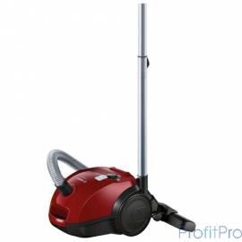 Пылесос BOSCH BZGL2A310, 600 Вт, красный