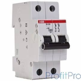 ABB 2CDS252001R0504 Автомат.выкл-ль 2-полюсной S202 C50