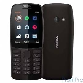 Nokia 210 DS Black [16OTRB01A02]