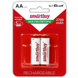 Аккумулятор Smartbuy AA (HR06) 2700mAh 4BL