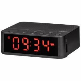 Колонка портативная Defender Enjoy M800, 1*3W, Bluetooth, FM, microSD, USB, часы, 1200 мА*ч, черный