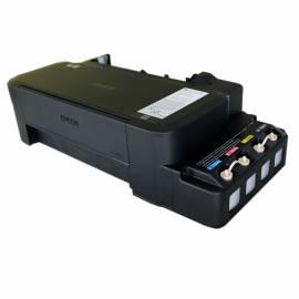 Принтер струйный Epson L120 (A4, 8,5/4,5ppm, 720*720dpi, 4цв., USB)