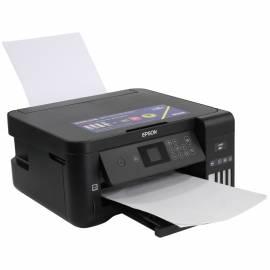 МФУ струйное Epson L4160 (A4, 33/15ppm, 5760*1440dpi, 4цв., p/c/s, WiFi, Duplex, USB)
