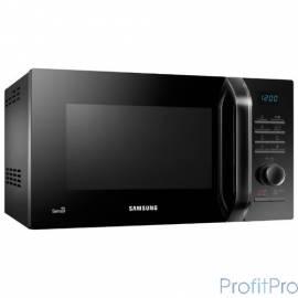 Микроволновая печь Samsung MG23H3115QK, 800Вт, 23л, черный/ матовый