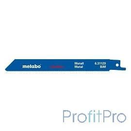 Metabo S918A 2 Пилки HSS 150x0,9 mm/1,06 металл [631129000]