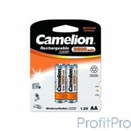 Camelion AA-2500mAh Ni-Mh BL-2 (NH-AA2500BP2, аккумулятор,1.2В)