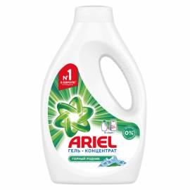 """Средство жидкое для машинной стирки Ariel """"Горный родник"""", 1,04л"""