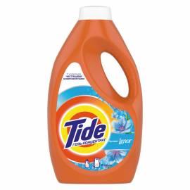 """Средство жидкое для машинной стирки Tide """"Touch of Lenor fresh"""", 1,235л"""