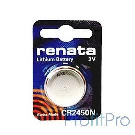 Renata CR2450N-1BL (10/300/22500)