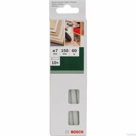 Bosch 2609256A03 10 Клеевых стержней белых 7мм