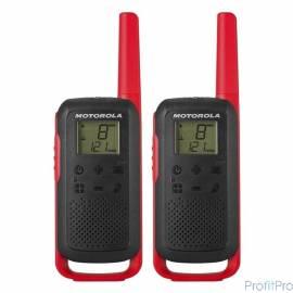 Motorola B6P00811RDRMAW TALKABOUT T62 RED