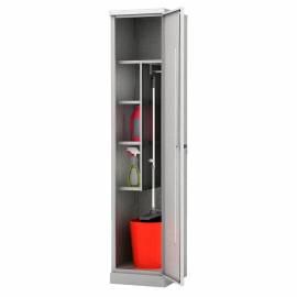 Шкаф для раздевалок хозяйственный Надежда ШМС-6.18, 1850*400*450