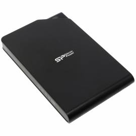 "Внешний жесткий диск Silicon Power Stream S03 1000GB, 2,5"", USB3.1, Black"