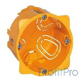 Legrand 80051 Коробка Batibox для сухих перегородок, 1 пост, 50мм