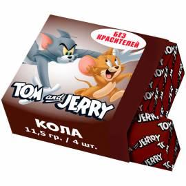 Жевательная конфета Tom&Jerry, кола, 11,5г