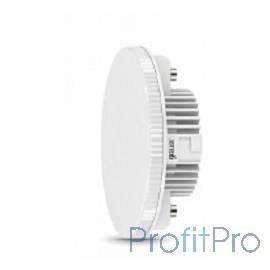 GAUSS 108008208 Светодиодная лампа LED GX53 8W 690lm 4100K 1/10/100