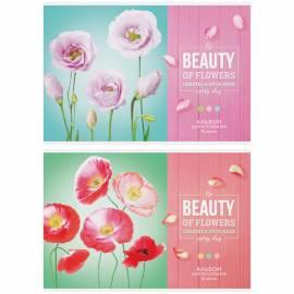 """Альбом для рисования 12л., А4, на скрепке ArtSpace """"Цветы. Beauty of flowers"""""""