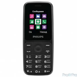 Philips E125 Xenium Black