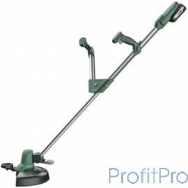 Bosch UniversalGrassCut 18-260 [06008C1D00] Триммер 18 В, 2 Ач, 26 см, 2.7кг, регулирыемые:ручка, высота штанги, наклон головк