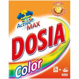 """Порошок для машинной стирки Dosia """"Automat. Color"""", для цветного белья, 400г"""