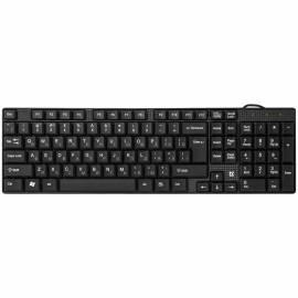 Клавиатура Defender Accent SB-720, USB, компактная, черный