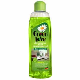 Универсальное моющее средство GreenLove, 1л