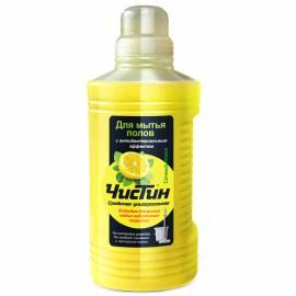 """Средство для мытья полов и других поверхностей Чистин """"Сочный лимон"""", 1л"""