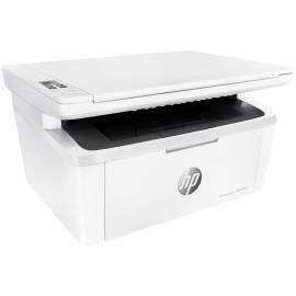 МФУ лазерное HP LJ Pro M28w (A4, 600dpi, 18ppm, 32Mb, WiFi Direct, AirPrint, USB)