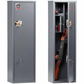 Сейф Aiko Чирок 1020 оружейный, 1000*300*200мм, (2ключевых замка), с трейзером, 2 ствола (ПОД ЗАКАЗ)