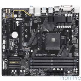 Gigabyte GA-AB350M-DS3H V2 RTL AMD B350, 4xDDR4, 2xPCI-Ex16, PCI-Ex1, DVI, HDMI
