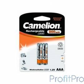 Camelion AAA- 900mAh Ni-Mh BL-2 (NH-AAA900BP2, аккумулятор,1.2В)