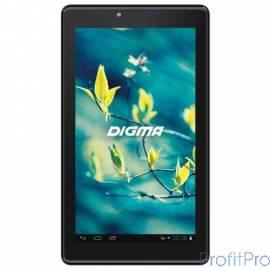 "Планшет Digma Plane 7580S [1076992] 4G SC9832E 4C/1Gb/16Gb 7"" IPS 1024x600/3G/4G/And8.1/черный/BT/GPS/2Mpix/0."