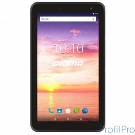 """Планшет Digma Optima 7016N 3G MT8321 [1014209] 4C/1Gb/16Gb 7"""" IPS 1024x600/3G/And7.0/черный/BT/GPS/2Mpix/0.3Mp"""