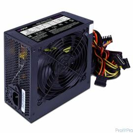 HIPER Блок питания HPA-550 (ATX 2.31, 550W, Active PFC, 80Plus, 120mm fan, черный) BOX