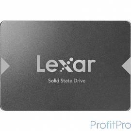 Lexar SSD 480GB NS100 LNS100-480RBEU SATA3.0